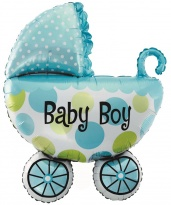 Фигура Коляска Baby boy