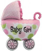 Фигура Коляска Baby girl