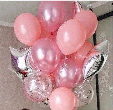 Композиция»Розовая пудровая»